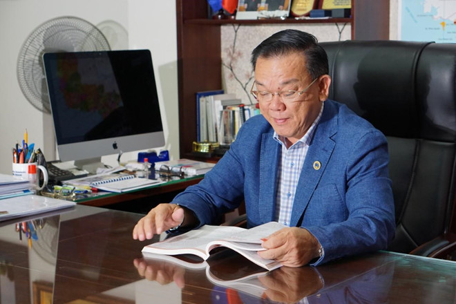 Viện ISB_thầy Nguyễn Đông Phong nói về chương trình cử nhân tài năng