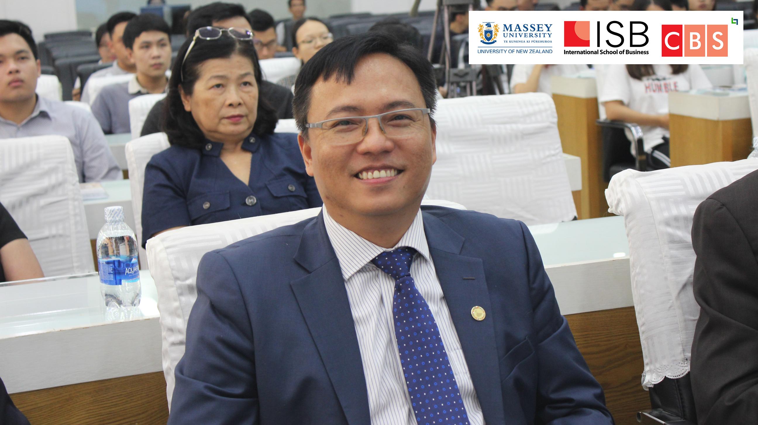 Anh Dương Trung Lợi - Giám đốc dự án chiến lược HD Bank
