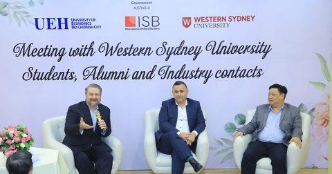Chuyến viếng thăm của ngài Phó Thủ Hiến bang New South Wales tại Viện ISB