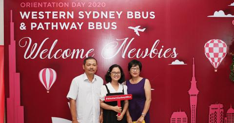 Sinh viên chia sẻ lý do chọn Western Sydney Việt Nam