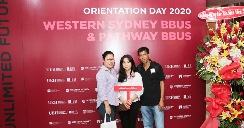 Western Sydney Việt Nam đón tân sinh viên thành tích cao