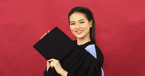 Nữ sinh Western Sydney Việt Nam cân bằng học tập và cuộc sống
