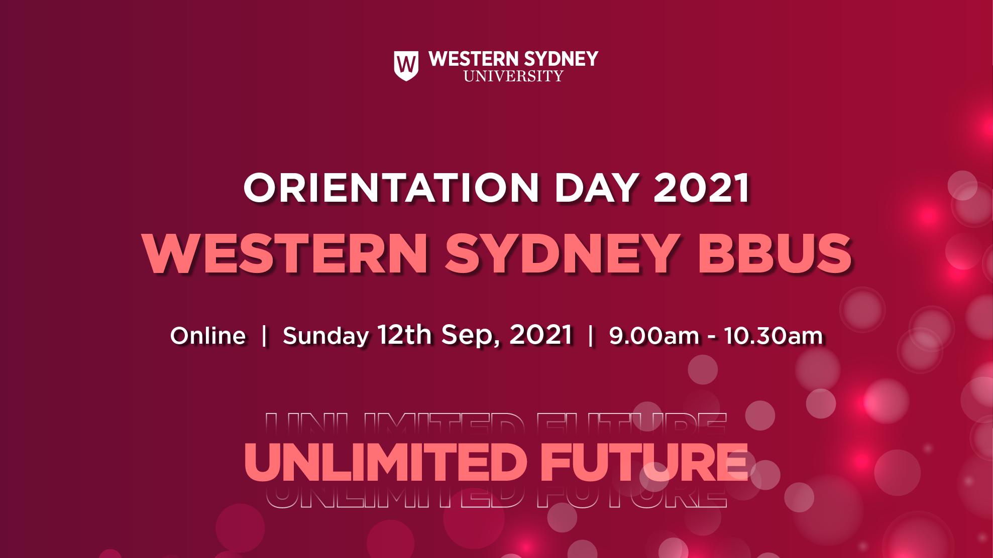 Lễ Khai giảng Chương trình Cử nhân Kinh doanh Western Sydney BBUS 2021