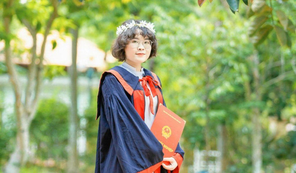 Tân sinh viên đại học liên kết quốc tế Western Sydney Việt Nam.