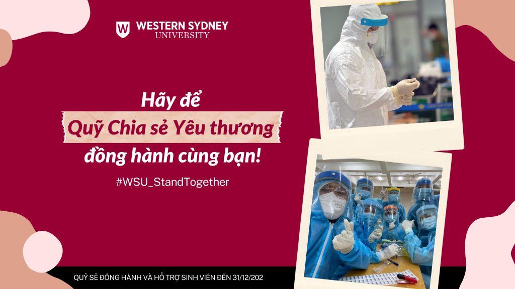 quỹ chia sẻ yêu thương Western Sydney Việt Nam