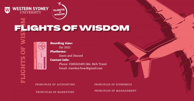 flights of wisdom mùa 3